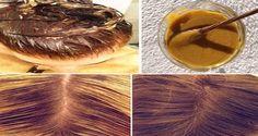 Empêchez la perte de cheveux et favorisez leur repousse avec cette recette naturelle qui ne prend que 2 minutes.