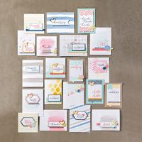 Stamping to Share: How to Get Started Stamping with Stampin\' Up! with Video on All Inclusive Kits!, Kay Kalthoff, Watercolor Wishes Card Kit,  #stampingtoshare