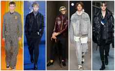 How AW16 are you..? Lessons from this season's men's shows...