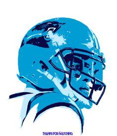 NFL GRIDIRON ILLUSTRATIONS Version 2 on Behance Nfl 1e5ee8dc7