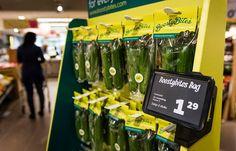 BoostyBites! | #boostybites #cucumber #packaging