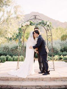 Elegant and organic wedding ideas