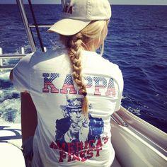 """Kappa: America's Finest"""