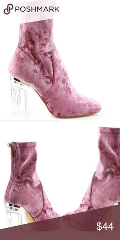 Dusty Rose Boots  Brand new • True to size • No trades • Offers welcome Shoes Ankle Boots & Booties