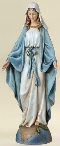 Our Lady of Grace Madonna Figure Renaissance Collection