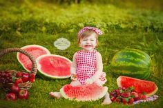 Smash Fruit  #Baby #smashfruit #photossmash  www.leticiapinheiro.com.br