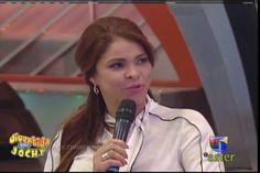 Nikauly De La Mota Se Come A Jochy Santos En Entrevista #Video