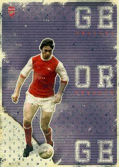 Charlie George of Arsenal wallpaper. London Football, Arsenal Football, Sport Football, Arsenal Fc, Football Soccer, Charlie George, Arsenal Wallpapers, Soccer Poster, Pop Art Design