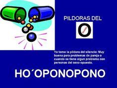 PILDORAS DEL SILENCIO - HOOPONOPONO EL PODER DEL AMOR