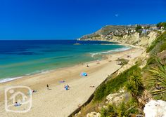 Northern #CostaBlanca...the real paradise to enjoy your summer holidays!! Arenal-Bol Beach #Calpe www.abahanavillas.com