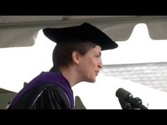 Rachel Maddow at Smith College, May 16, 2010 : The Best Commencement Speeches, Ever : NPR