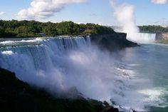 Cataratas do Niágara, beleza e força da água | #CataratasDoNiágara, #Jmj, #LugaresDoBrasil, #LugaresDoMundo, #Niágara