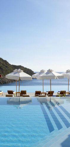 Daios Cove...Crete, Greece | LOLO