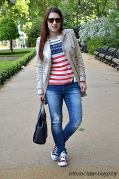 London is calling | Outfit - Notebook of Claire