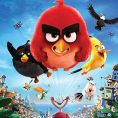 Angry Birds Movie (2016) Game Over | 2016 Movies