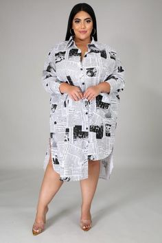 Fat Fashion, Fashion Outfits, Fashion Clothes, Fashion Ideas, Plus Dresses, Dresses For Work, Fly Dressing, Curvey Women, Fashion Nova Curve