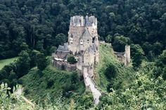 Castillo de Eltz, el secreto del Mosela (Alemania)