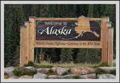 Drove the Alcan Highway to Alaska From Bend Oregon to Anchorage Alaska a few times! Once with @Tanna Kraus