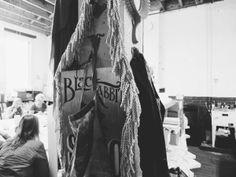 bedsidesign calligraphy workshop at Black Rabbit Studio, Syracuse, NY.