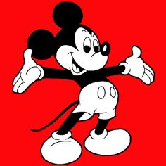 How to Draw Mickey Mouse with Easy Step by Step Drawing Lesson for Children