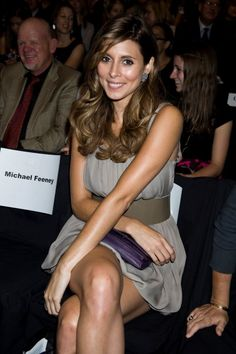 Celebs at the Project Runway finale show