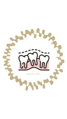 #highlights #instagram #templantes #capas para #destaques #Stories #instagram #tumblr #bloger #hevellinmello #bilho #instalindo #good #inspiração #hairstyle #profissional #formação #odontologia #dentista #medico Dental Braces, Dental Surgery, Dental Implants, Dental Wallpaper, Wallpaper Iphone Cute, Dental Pictures, Tooth Icon, Dental Art, Dental Hygiene