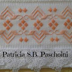 Patricia S. Swedish Embroidery, Hardanger Embroidery, White Embroidery, Custom Embroidery, Ribbon Embroidery, Cross Stitch Embroidery, Embroidery Designs, Needlepoint Stitches, Needlework