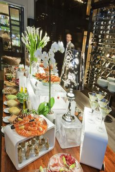 33 best seafood buffet images seafood buffet sushi catering rh pinterest com