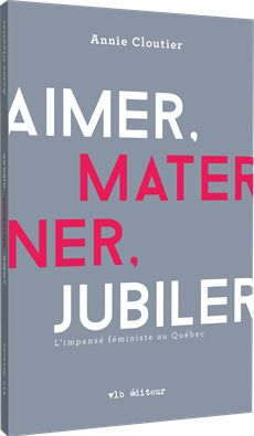 Aimer, materner, jubiler - L'impensé féministe Annie, My Books, Calm, Reading, Literary Criticism, Livres, Notebooks, Everything, Word Reading