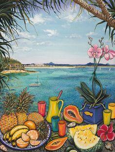 Sarina Baker: Little Cove Noosa