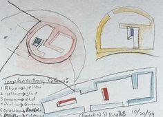 """Chapel of St. Ignatius Steven Holl Architects construction""的图片搜索结果"