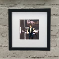 Star Wars Episode IV Inspired Han Solo 3-D by BenjoCreations