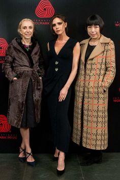 International Woolmark Prize Winner M Patmos Victoria Beckham (Vogue.co.uk)