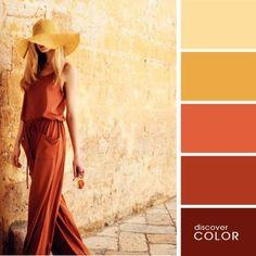 Fashion Inspiration Design Pattern Colour Ideas For 2019 Colour Combinations Fashion, Color Combinations For Clothes, Fashion Colours, Colorful Fashion, Colour Pallette, Colour Schemes, Color Trends, Color Combos, Look Boho Chic