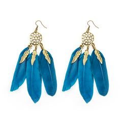 Ethnic Feather Earrings  Price: 17.00 & FREE Shipping  #Dreamcatchernecklace  #nativeamerican#bohovibes  #gypsylook  #SpiritDay  #meditationforkids