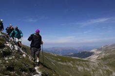 trekking sui Monti Sibillini