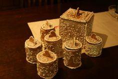 Piparirasioita joihin laitoin karkkia sisälle ja annoin lahjaksi rakkaille ystävilleni. <3 by Kirsi-Marja