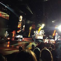The boys on stage in Chula Vista 7•18•15