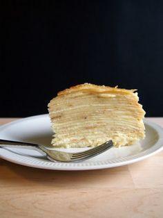 Mille Crepe Cake Recipe Singapore