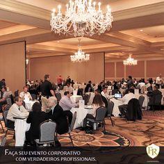 Usamos os melhores profissionais para fazer o seu evento ser um sucesso.