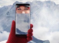Samsung Galaxy S8 & Galaxy S8 Plus - Securitate