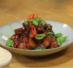 Sarah Tiong's sticky pork belly | Recipe | Australian Pork