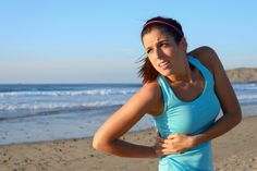 How To Get Rid of Mid-Run Side Stitches - Women's Running