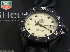 Rare TAG Heuer 1000 Nightdiver Lumi dial James Bond The living Daylights 980.031 | eBay. GBP 699.95 or make offer.