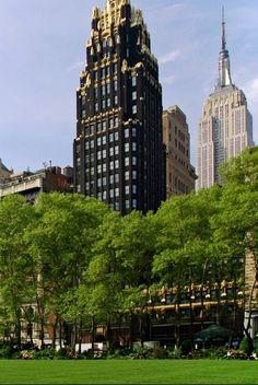 Explore NYC's Bryant Park