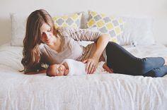 Newborn lifestyle photographer, newborn photography, newborn poses, mom and baby poses, Saint George Utah Newborn photographer.