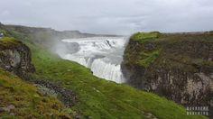 Wodospad Gullfoss, Golden Circle - Islandia Iceland with #readyforboarding #Iceland #Islandia #blogtrotters #blogtroterzy #travel #podróże #advice #porady Golden Circle, Iceland, Waterfall, Outdoor, Ice Land, Outdoors, Waterfalls, Outdoor Games, The Great Outdoors