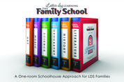The Family School - Year 1 LDS Homeschool Complete Curriculum--$429
