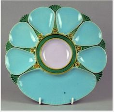 Minton Oyster PLate