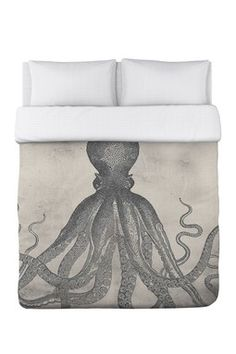HauteLook | OBC Fashion: Oliver Gal by One Bella Casa Tangle Duvet Cover